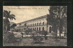 AK Port of Spain, The Colonial Hospital