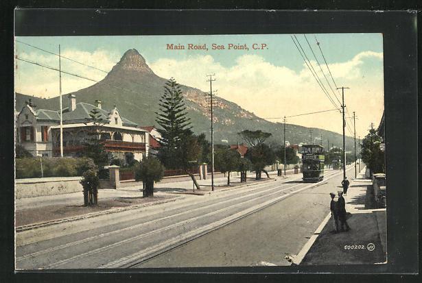 AK Sea Point, Tram in Main Road 0