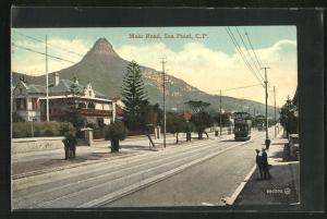 AK Sea Point, Tram in Main Road