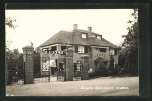 AK Arnhem, Burgers Dierenpark