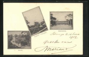 AK Dolisie, Ravin, Albert, Residence