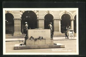 AK Sydney, The Cenotaph, Martin Place