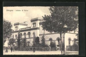 AK Bologna, Istituto di Fisica