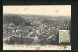 AK Luxembourg, Le Viaduc du Nord et Pfaffental