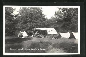 AK Ommen, Ada's Hoeve Leiders kamp