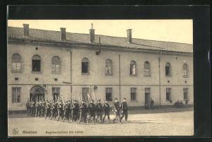 AK Meenen, Regimentschool