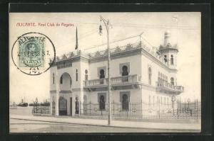 AK Alicante, Real Club de Regatas