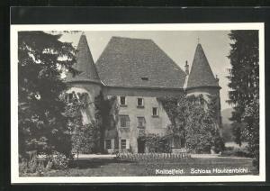 AK Kinittelfeld, Schloss Hautzenbichl