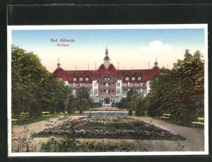 AK Bad Altheide, Kurhaus