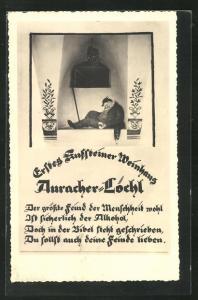AK Kufstein, Hotel-Restaurant-Weinhaus Auerbacher Löchl