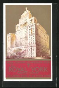 AK Toronto, The Royal York Hotel