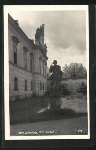 AK Altenburg, Stift, Vorhof
