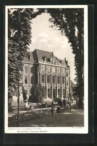 AK Krakau-Krakow, Universität Collegium Novum