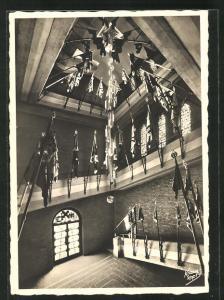 AK Tannenberg, Reichsehrenmal, Der Fahnenturm