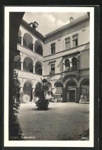 AK Villach, Motiv vom Rathaushof