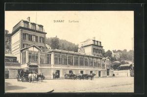 AK Dinant, La Gare, Bahnhof