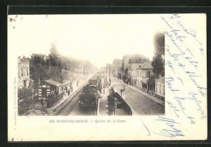 AK Bois-Colombes, Quais de la Gare, Bahnhof