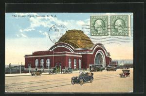 AK Tacoma, WA, The Union Depot