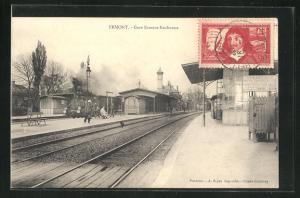AK Ermont, Gare Ermont-Eaubonne, Bahnhof