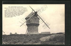 AK Guerande, Moulin de Cremeur dit Moulin du Diable, Windmühle