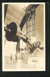 Foto-AK Victoria, BC, Interior of Observatory