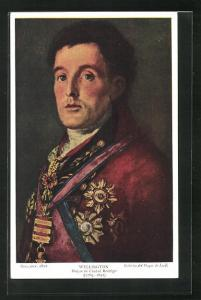 AK Wellington, Duque de Ciudad Rodrigo