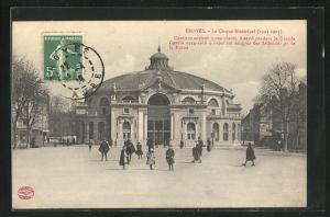 AK Troyes, Le Cirque Municipal 1903-1905, Zirkus