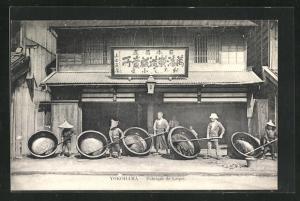 AK Yokohama, Fabrique de Laque, Töpfer