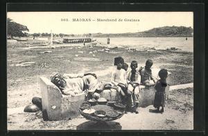 AK Madras, Marchand de Graines