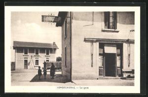 AK Longechenal, La Gare