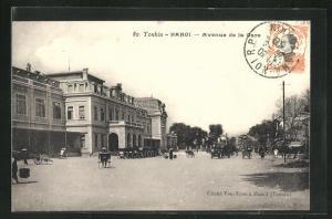 AK Hanoi, Avenue de la Gare