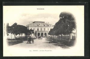 AK Hanoi, La Gare, Facade Est