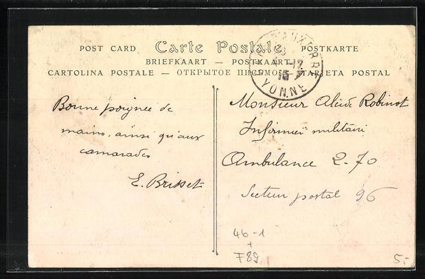 AK Auxerre, Le Pont Paul-Bert et Tramway 1