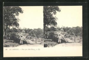 Stereo-AK Hai-Phong, Pont près Hai-Phong