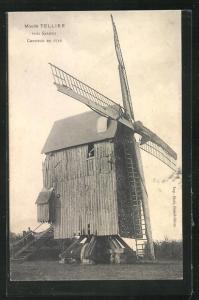 AK Sarnois, Moulin Tellier, Alte Windmühle