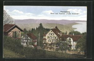 AK Feusisberg, Hotel-Pension Frohe Aussicht