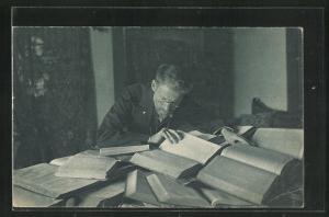 AK Jerusalem, Eliazar Ben-Yehoda, the creator of the Hebrew Encyclopedia
