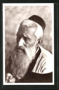 AK Type de vieil Israèlite, Synagoge