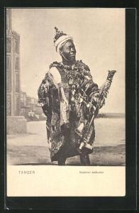 AK Tanger, Musicien ambulant, Arabischer Musiker