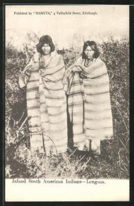 AK Inland South American Indians, Lenguas