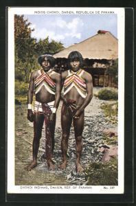 AK Darien, Chokoi Indians