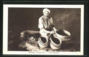 AK Tetuan, Potier Marocain