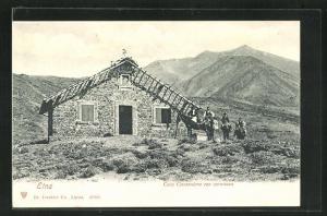 AK Etna, Casa Cantoniera con carovana