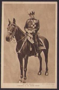 Relief-AK Sir John French, Commander of the British Forces