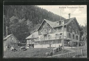 AK Flums, Kurhaus Tschudiwiese