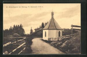 AK Oberegg, St. Antonskapelle