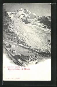 AK Jungfraubahn, Eigergletscher und Mönch