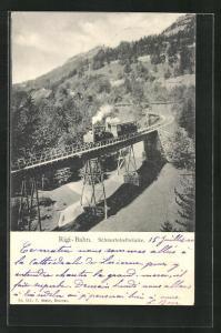 AK Rigi-Bahn, Schnurtobelbrücke