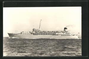 AK Passagierschiff SS Southern Cross, Shaw Savill Line