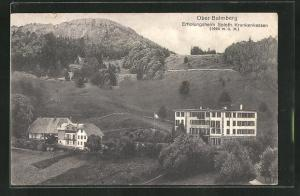AK Ober Balmberg, Erholungsheim Soloth. Krankenkassen